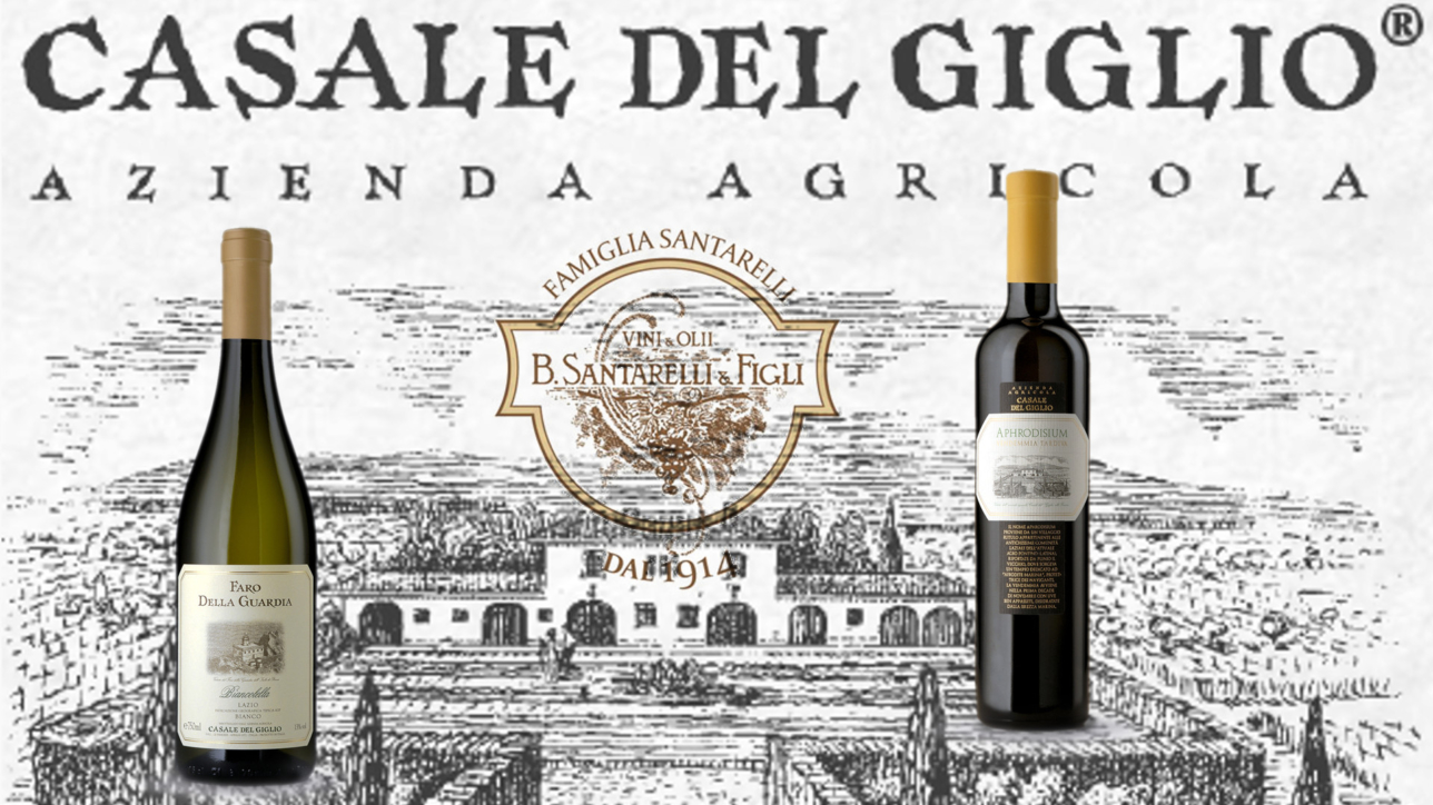 Casale Del Giglio wine world wine synergy vancouver