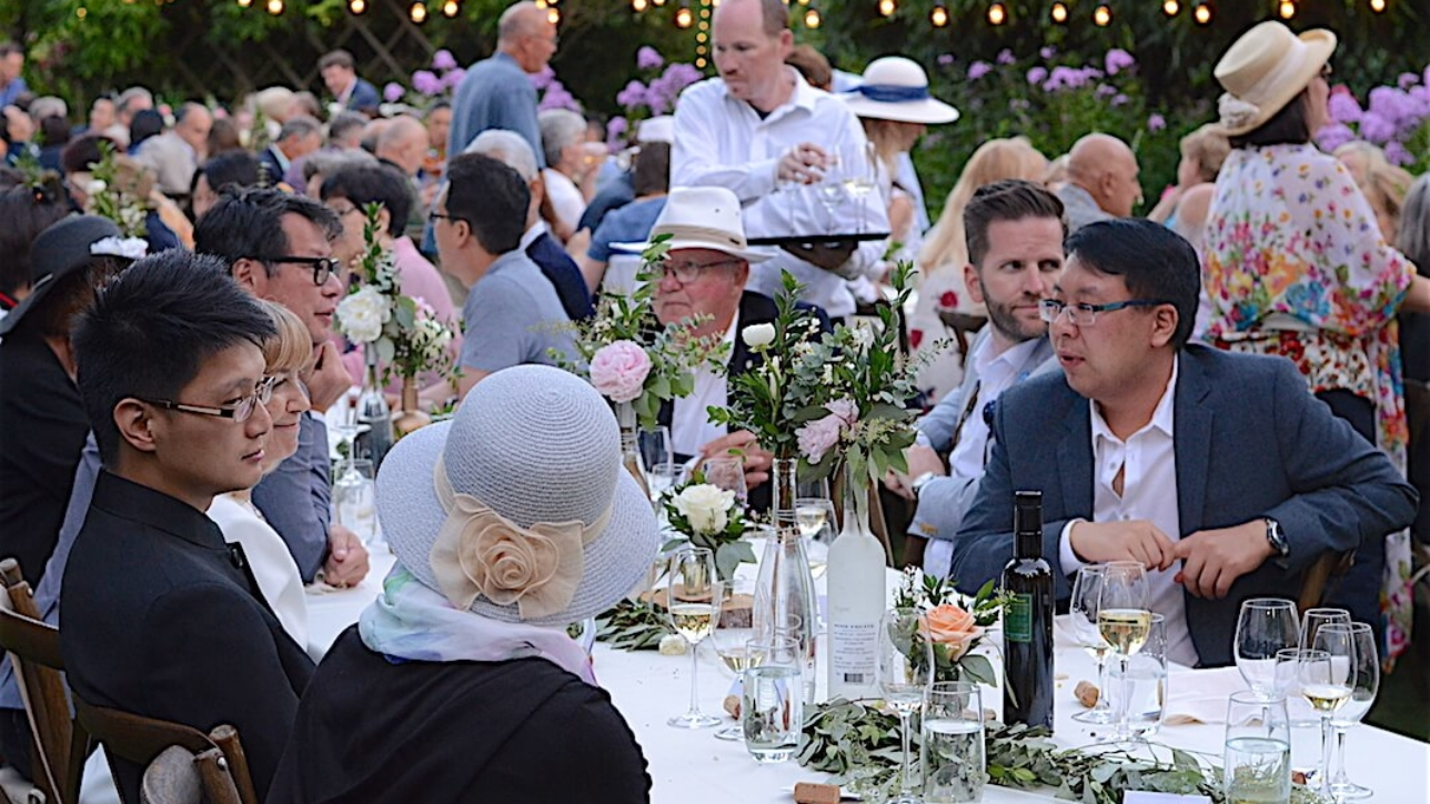 English Garden Party Wine Pairing Vancouver World Wine Synergy