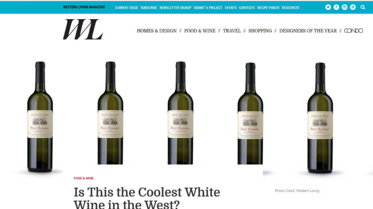 Western Magazine Must Try Italian Wine